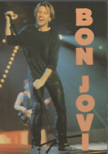 Jon Bon Jovi Carte Postale Postcard 82