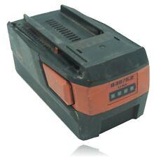 Batteria HILTI B36 3000mAh 36V LI-ION - Samsung celle