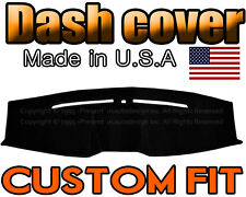 fits 2005-2009  FORD MUSTANG  DASH COVER MAT DASHBOARD PAD /  BLACK