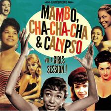 MAMBO CHA CHA CHA & CALYPSO VOL 1 GIRLS SESSION JUKEBOX RECORDS VINYLE NEUF NEW