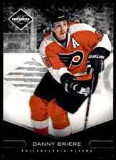 2011-12 Limited Danny Briere /299 #76