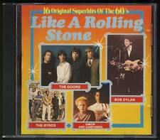 LIKE A ROLLING STONE 1988 DUCHESSE CD  Bob Dylan Doors Byrds Simon & Garfunkel