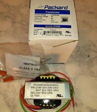 120 208 240 to 24 Volt Universal Transformer HVAC Heater Blower Fan Thermostat