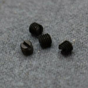 6-48 Plug Fill Screws Slotted Blued 6x48 ruger 10-22 Remington 700 Model 70 nos