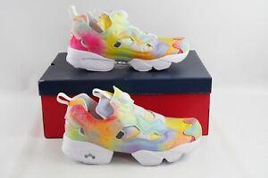 Reebok InstaPump Fury Pride FX4775 Athletic Shoes Fashion Casual Men's size 10