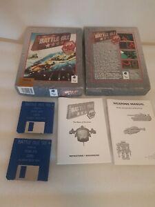 Battle Isle 93 Amiga Game By Blue Byte