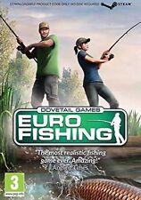 Dovetail Games Euro Fishing PC Download Code