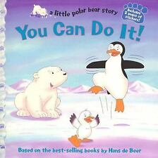 NEW - You Can Do It! (a little polar bear story) by de Beer, Hans