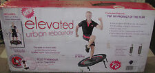 Elevated Urban Rebounder Fitness Gym Workout Trampolines Mini Trampoline NEW
