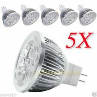 5 X MR16 LED 15W Dimmable Downlight Spotlight Globe Bulb Spot Light Lamp Ceiling