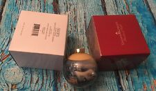 Thomas Kinkade Painter of Light Limited Edition 2011 Christmas Ornament w/ Box