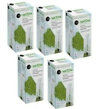 1000g (5 BOX) MATCHA PREMIUM JAPANESE GREEN TEA POWDER, NATURAL MATCHA TEA