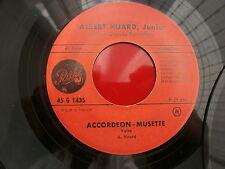 ALBERT HUARD Junior Accordeon musette / caballero 45G1435 JUKE BOX