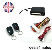 Universal Remote Central Locking Keyless Entry LED trunk release,window roll-up