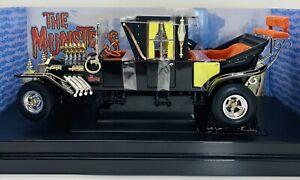 American Muscle Ertl The Munsters Koach Monster Hot Rod Diecast TV Toy Car NIB