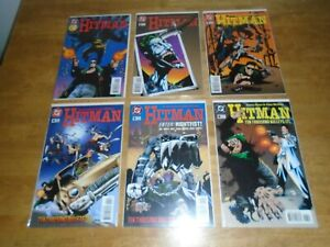 Hitman (1996-2001) issues 1-60 annual 1 plus more complete set  VF condition