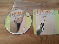 CD VA Teldec Classics - 98/99 (17 Song) Promo TELDEC REC sc