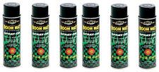 DEI Boom Mat Spray-On Sound Deadener 18oz Can Noise Insulating Undercoat 6 Pack