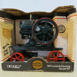 "Ertl International Harvester ""M"" Engine Iowa Welcome Center 1/6 IH-4983DA-B"
