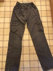 Fatface Boys Trousers Cargo Age 10-11 Years