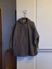 Sessun Coat/Cape grey Size XS 10-12