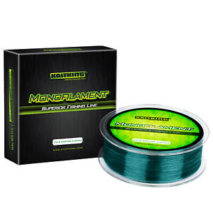 KastKing Monofilament Leader Mono Line Nylon Line for Sea Fishing 275/500M Line