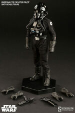 1/6 Scale Star Wars Imperial TIE Fighter Pilot Figure by Sideshow Collectibles