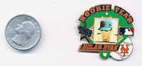 Nolan Ryan Rookie Licensed Pins New York Mets, Houston Astros, Texas Rangers