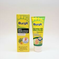 Burgit Footcare Anti Müde-Füsse Lotion & Massage 75 ml