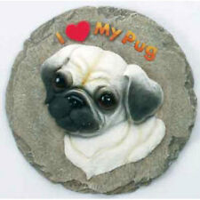 Pug Stepping Stone