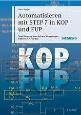 Automatisieren mit STEP 7 in KOP und FUP: Speicherp... | Buch | Zustand sehr gut