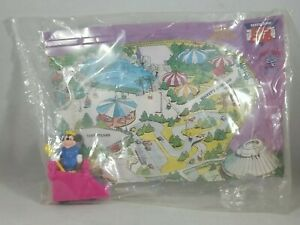 DISNEY CELEBRATION PARADE MICKEY MOUSE 1991 BURGER KING WIND UP TOY 90s NEW, NOS