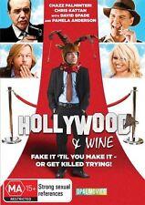 Hollywood & Wine (DVD, 2010)