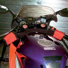 Apico Motocicleta Bicicleta Manillar atar Tiedown arnés Correa