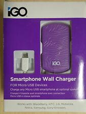 iGo Smartphone Wall Charger for Micro USB Devices PS00304-0001