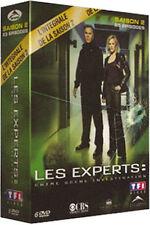 15058// LES EXPERTS SAISON 2 COFFRET 6 DVD EN TBE