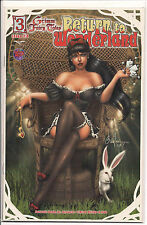 RETURN to WONDERLAND 3 Fantastic Realm Inc. VaRiAnT 1 of 1000 GFT NUDE RaRe HTF