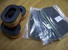 3 Air Filter Sets for Husqvarna K650 Cut n Break saw, fits K700 / K650 partner