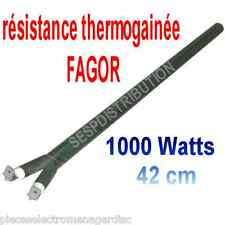 résistance de chauffe eau électrique 1000 Watts ADESIO FAGOR