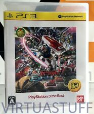 MOBILE SUIT GUNDAM, EXTREME VS, Sony Playstation 3, PS3 Japan Market, new sealed