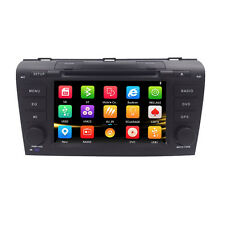 "7"" HD Car DVD Player Radio GPS 3G iPhone5/6 VMCD DVR-IN DTV-IN for MAZDA3"