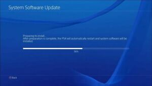 PS4 UPDATE INSTALL USB 16GB FLASH DRIVE *System Software Update 8.03*
