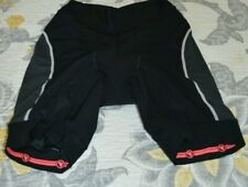 ENDURA HYPERON CYCLING WOMEN'S PADDED SHORTS SIZE SMALL BLACK COLOR PRIMO L@@K