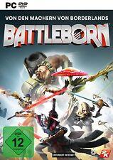 Jeux PC Battleborn DAY 1 édition + Erstgeborenen DLC Expédition DVD PRODUIT NEUF