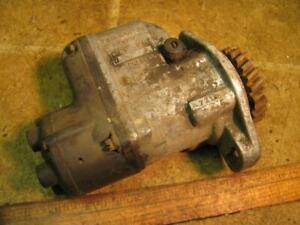 Fairbanks Morse FM-J V4B7 4 Cylinder Magneto Wisconsin Engine