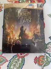 Beauty and The Beast 2017 Blu-Ray DVD Digital 32-Page StoryBook Target Exclusive