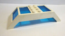 1 x LEGO® 30343 Fenster transparent dunkel blau 4x10x2  aus 6455 6435 gebraucht.