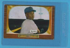 1955 Bowman Baseball #242 Ernie Banks, Cubs (EX)