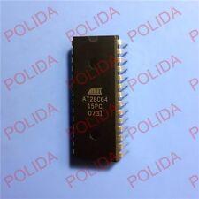 1PCS EEPROM IC ATMEL DIP-28 AT28C64-15PC