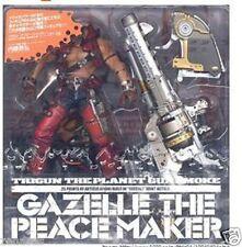 New Kaiyodo Trigun Gazelle the Peace Maker
